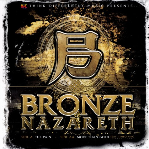 Bronze Nazareth - The pain