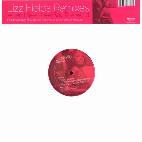 Lizz Fields - Remixes