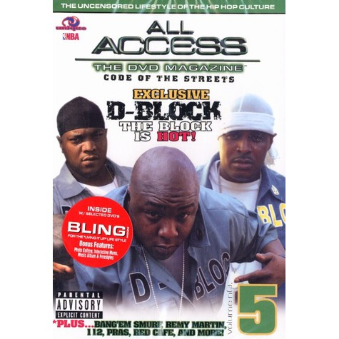 All Access DVD Magazine - Volume 5