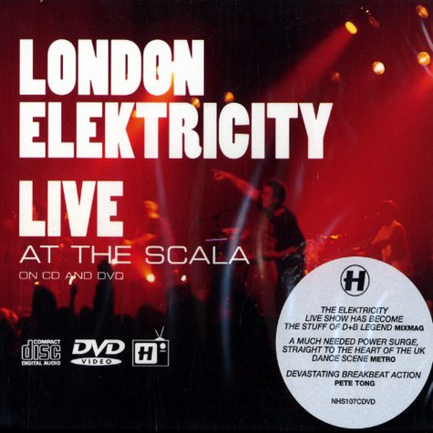 London Elektricity - Live at The Scala