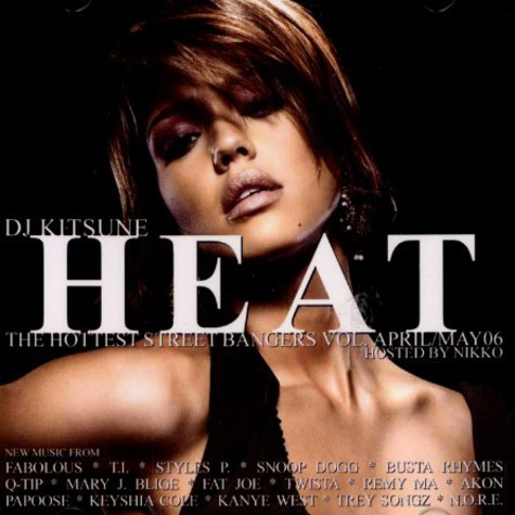 DJ Kitsune - Heat - April / May 2006