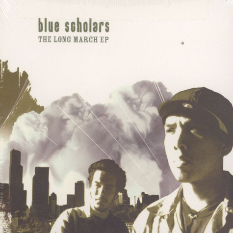 Blue Scholars - The long march EP