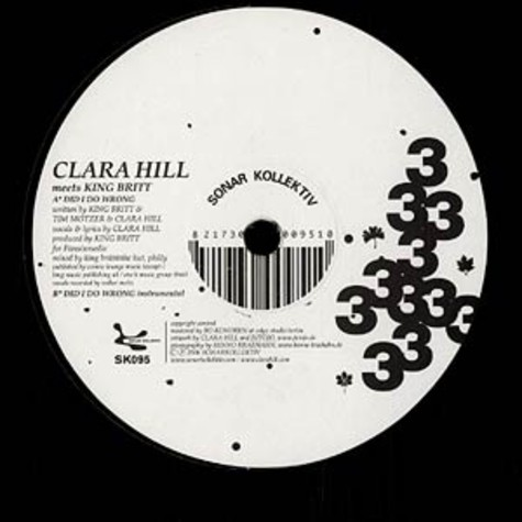 Clara Hill meets King Britt - Did i do wrong