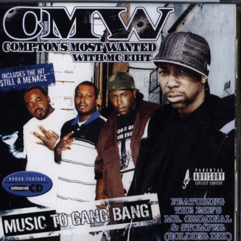 Comptons Most Wanted with MC Eiht - Music to gang bang