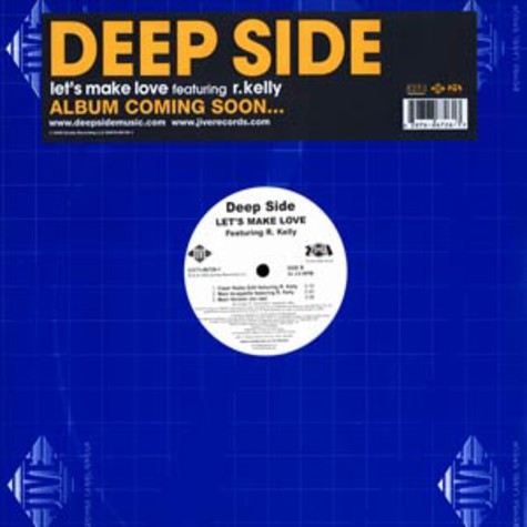 Deep Side - Let's make love feat. R.Kelly
