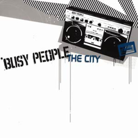 Busy People - The city