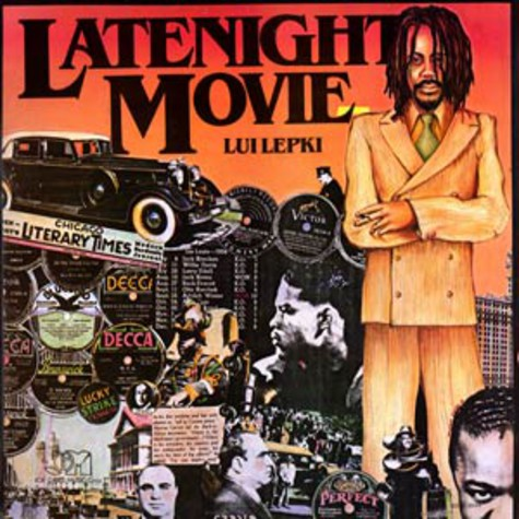 Lui Lepki - Late night movie