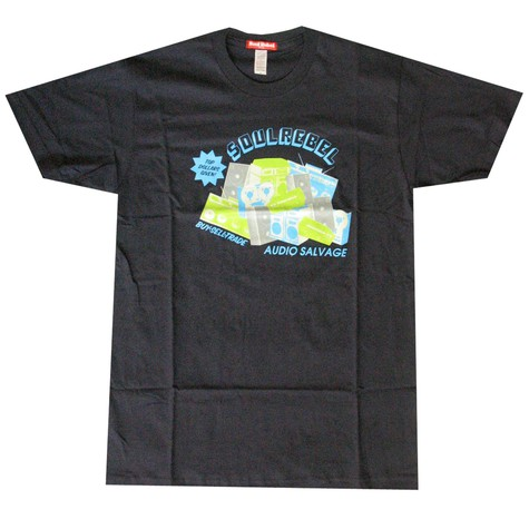 Soul Rebel - Audio salvage T-Shirt