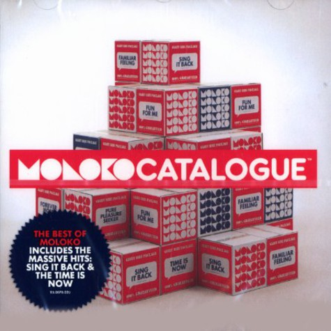 Moloko - Catalogue - the best of