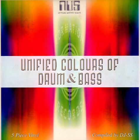 DJ SS - Unified colours of drum&bass
