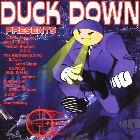 V.A. - Duck Down Presents