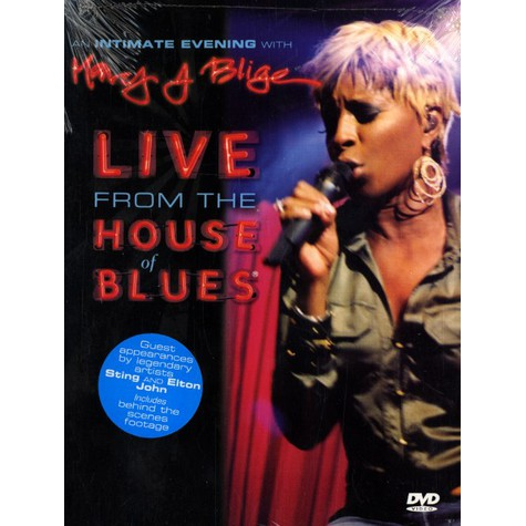 Mary J. Blige - Live from the House of Blues