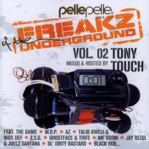 Tony Touch - Freakz of the underground