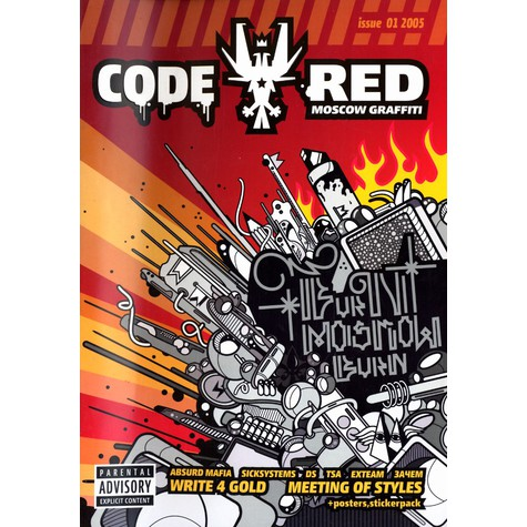 Code Red - Issue 1