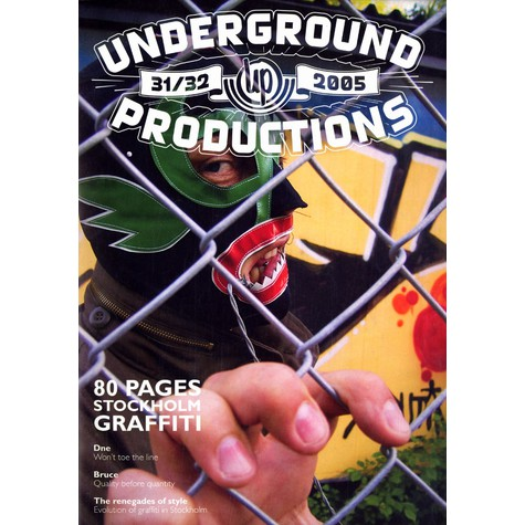 Underground Productions - 31 / 32