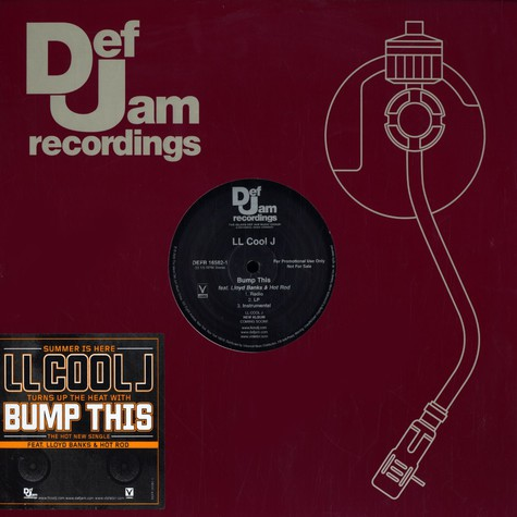 LL Cool J - Bump this feat. Lloyd Banks & Hot Rod