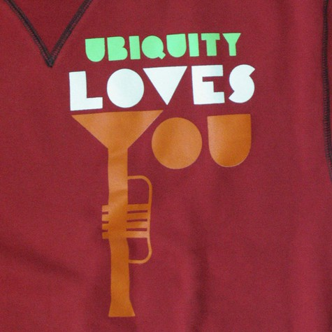 Ubiquity - Loves you sweater  hoodie