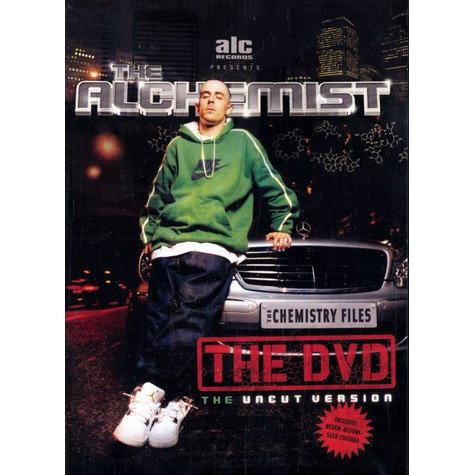 Alchemist - The chemistry files - the DVD