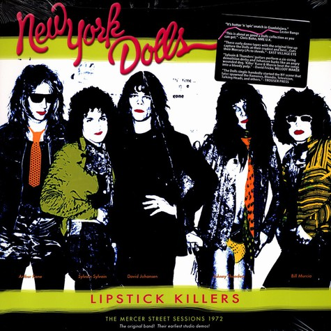 New York Dolls - Lipstick killers