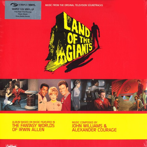 John Williams & Alexander Courage - OST Land of the giants