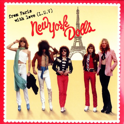 New York Dolls - From Paris with love (l.u.v.)