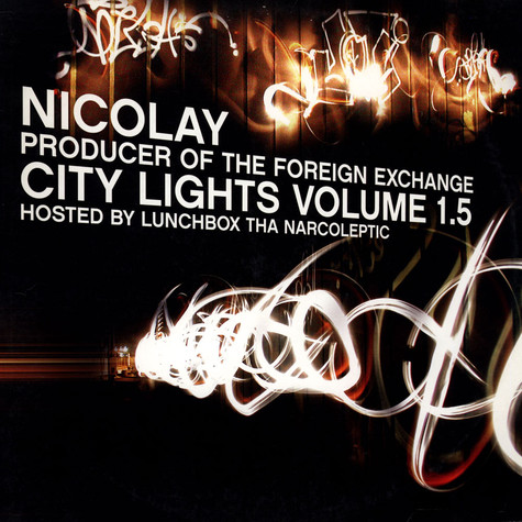 Nicolay - City Lights Volume 1.5