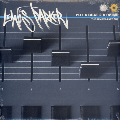 Lewis Parker - Put A Beat To A Rhime