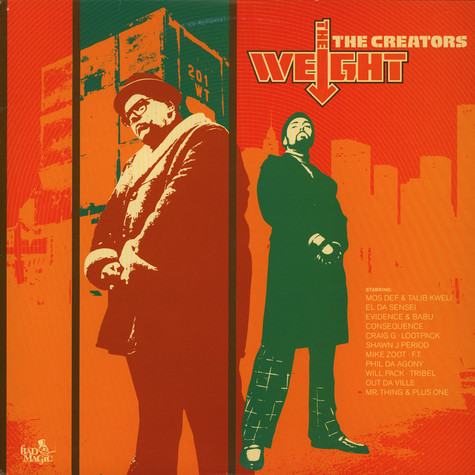 The Creators - The Weight