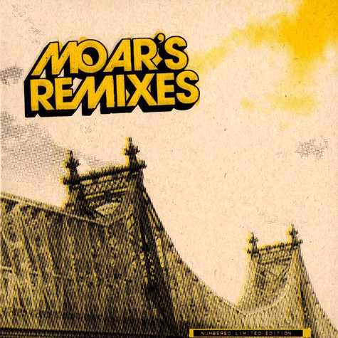 Moar - Moar's remixes