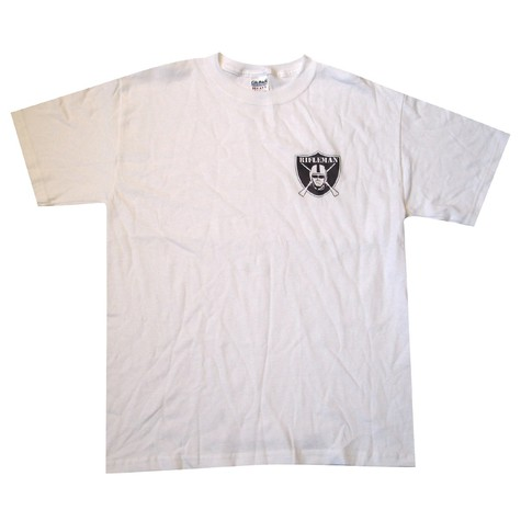 Rifleman - Raiders chest logo T-Shirt