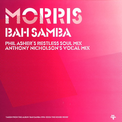 Bah Samba - Morris Phil Asher remix