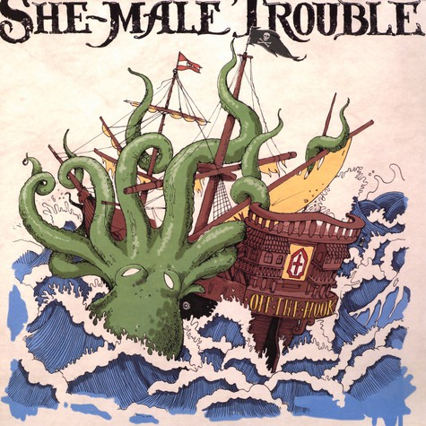 She-Male Trouble - Off the hook
