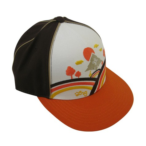 LRG - The hills have eyes & trees cap