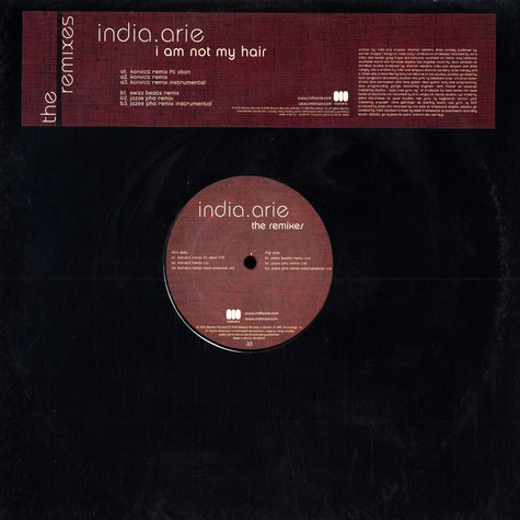 India Arie - I am not my hair remixes