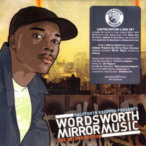 Wordsworth - Mirror music deluxe edition