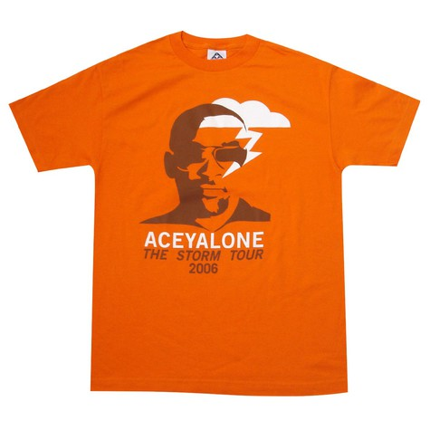 Aceyalone - The storm tour T-Shirt