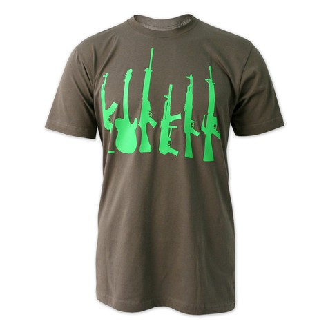 Ubiquity - Weapons T-Shirt