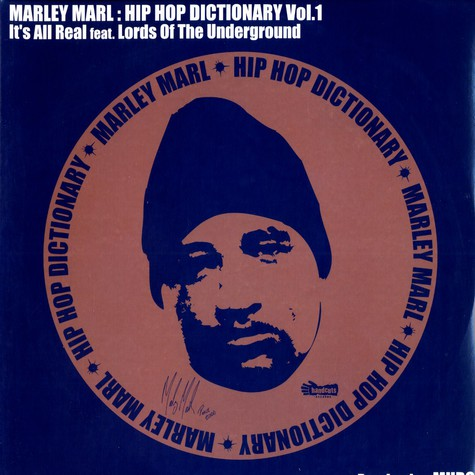 Marley Marl - It's all real feat. Lords of the Underground