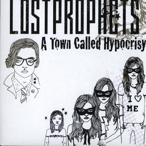 Lost Prophets - Town called hypocrisy