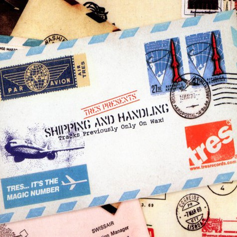 Tres Records presents - Shipping & handling