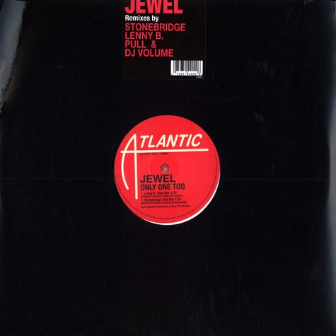 Jewel - Only one too remixes
