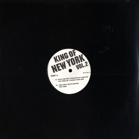 Busta Rhymes - King of new york volume 2