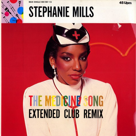 Stephanie Mills - The Medicine Song