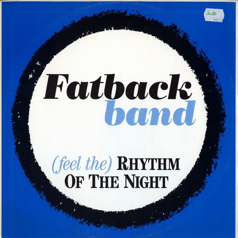 Fatback Band, The - Rhythm of the night