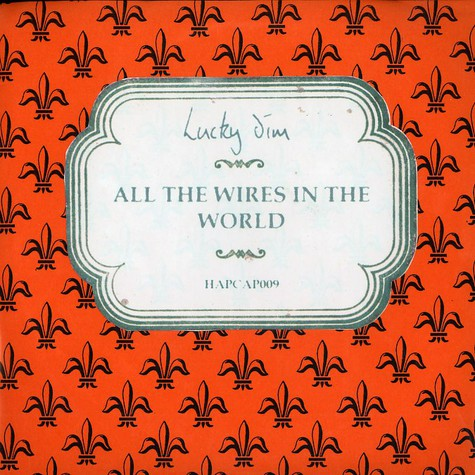 Lucky Jim - All the wires in the world EP