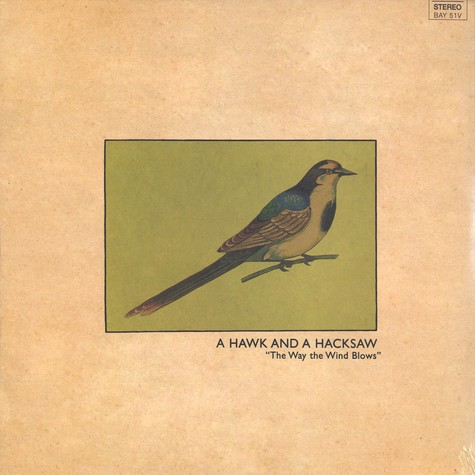 A Hawk And A Hacksaw - The way the wind blows