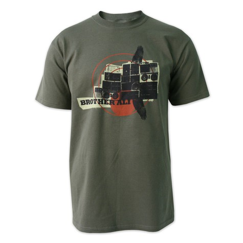 Brother Ali - Speakerbox T-Shirt