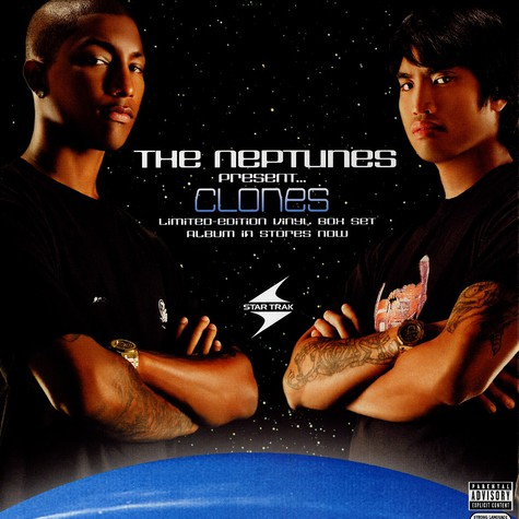 Neptunes, The - Clones  limited viny box set