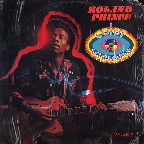 Roland Prince - Color visions
