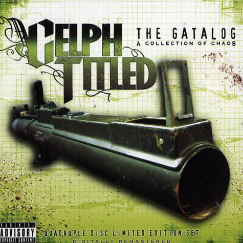 Celph Titled - The Gatalog - A Collection Of Chaos
